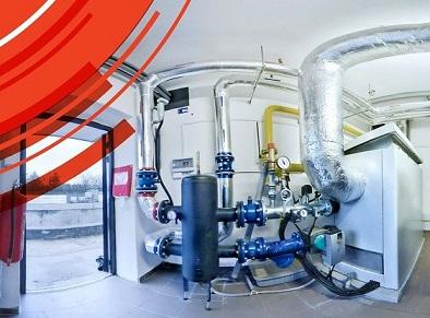 Nowoczesne kotłownie gazowe. Detekcja gazów, sterowniki wentylacji.